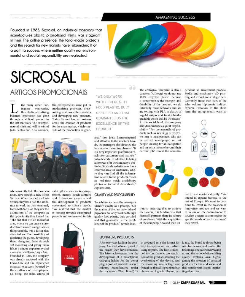 Sicrosal in DN