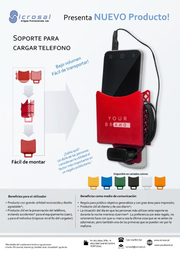 Soporte p/ Teléfono